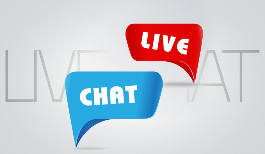 live chat (1)