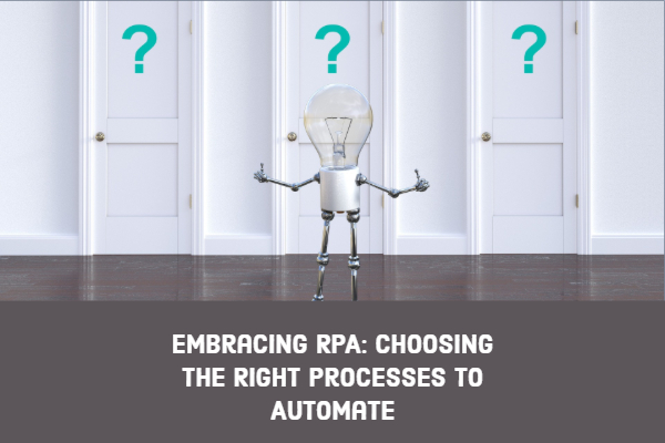 embracing RPA