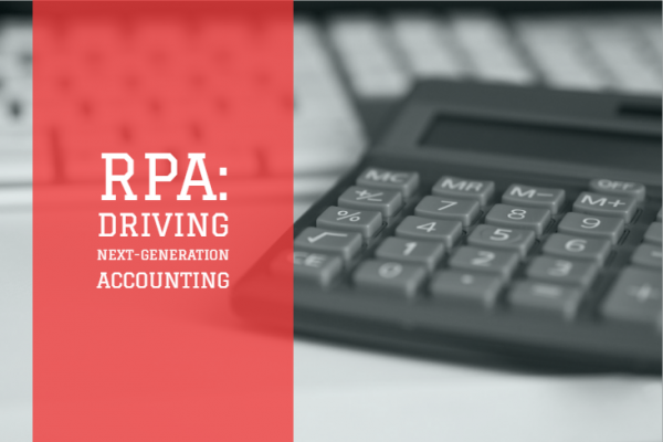 RPA and Accounting